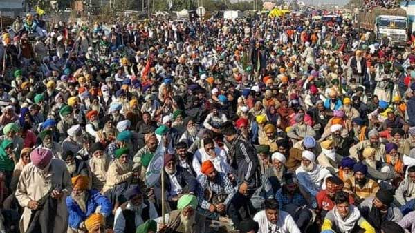 Delhi Braces For Chakka Jam
