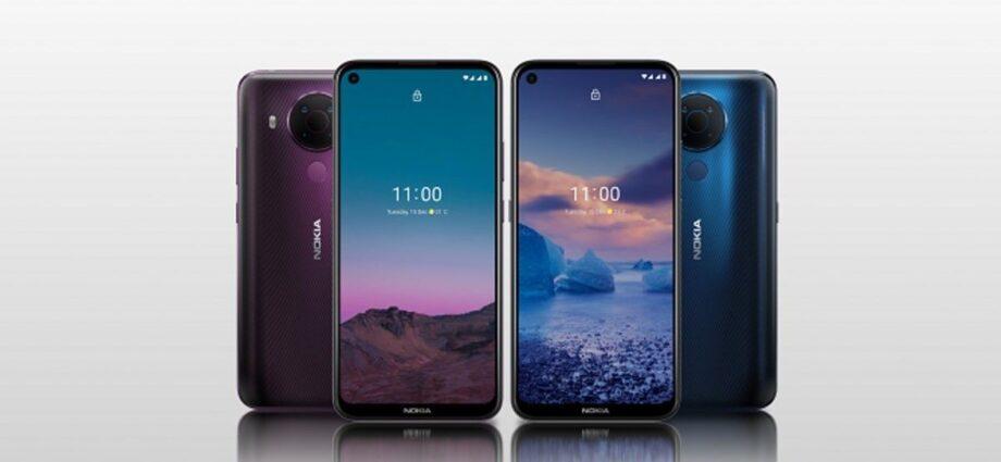 Nokia 5.4, Nokia 3.4,