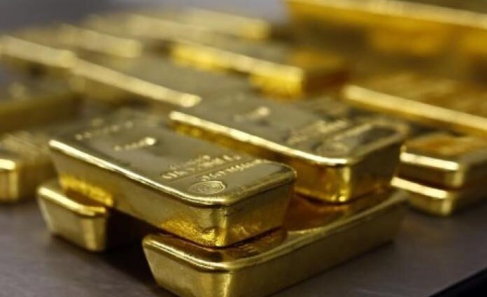 Gold price recovers from 9-month