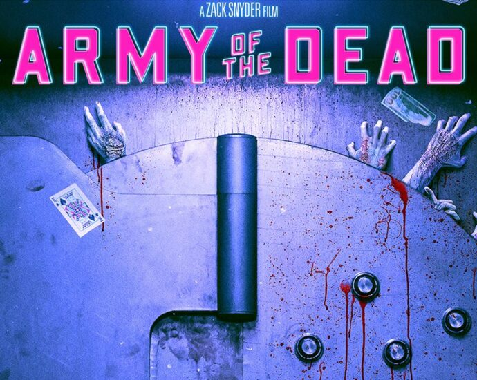"""Army of the Dead"",Film ,Cast, Official Teaser &Trailer