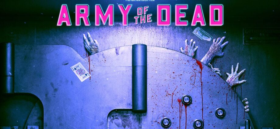 """""""Army of the Dead"""",Film ,Cast, Official Teaser &Trailer  Netflix"""